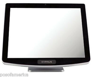 "Pioneer Cyprus 15"" Restaurant All-in-one Touch Terminal 64GB 4GB Windows 10 NEW"