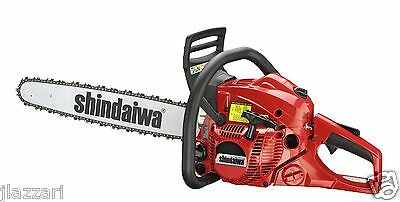 """Shindaiwa 491S-20 50.2 CC Chainsaw with 20"""" Bar and Chain, i-30 Starting System"""