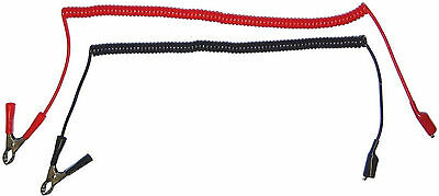 S & G Tool-Aid: Perma-Coil Jumper Test Leads 10 ft. SGT23150