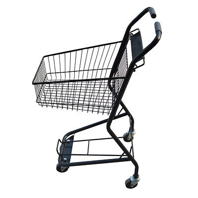 Small Grocery Shopping Carriage Cart Outdoor Shop