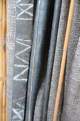 Old Papua New Guinea New Hebrides Bow & Arrows & Spear / Club Collection #2...