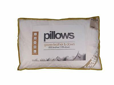 Luxury Duck Feather Down And Goose Feather Down Box Pillow Promotional Offer