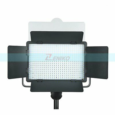 Godox 500 LED Camera Video Continuous Light For Wedding Photo Changeable Version