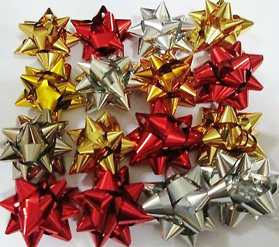 20pcs pull bows gift wrapping 3cm multi color christmas birthday wedding present
