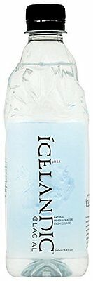 Icelandic Glacial Water 500ml (Pack of 24)