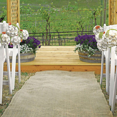 Burlap Aisle Runner Wedding Aisle Runner Weddingstar
