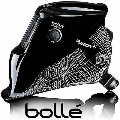 Welding mask automatic Bollé Safety Fusion+ ARC TIG MIG/MAG grinding
