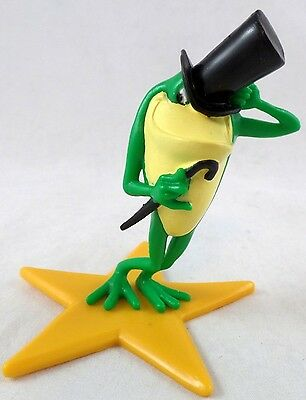 wb Michigan J Frog Short Cane pvc figure Warner Brothers Looney Tunes Topper