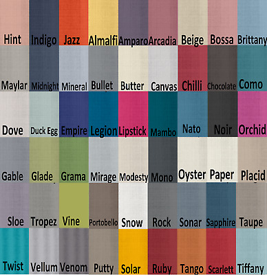 Roller Blinds  Made To Measure  Cheapest On Ebay 60 Colours Child Safe