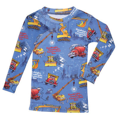 Goodnight, Goodnight Construction Site Pajamas - Toddler Child Sizes