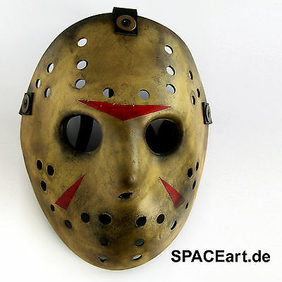 Freddy vs. Jason: Jason Voorhees Maske, extrem hochwertige High-End Variante
