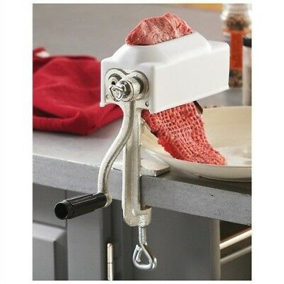 Commercial Meat Tenderizer Cuber Heavy Duty Pork Steak Flatten Kitchen Tool Cut