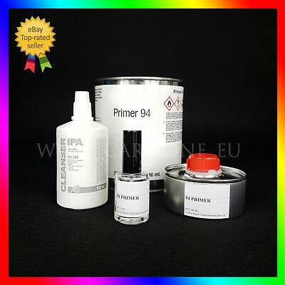 3M Primer 94 100 ml Adhesion Promoter -The best Glue for vinyl wrap + 100 ml IPA