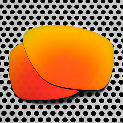 New Volt Polarized Red Replacement Lenses for Oakley Breadbox