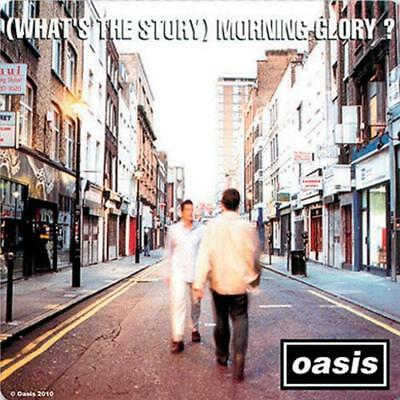 Oasis What's The Story Morning Glory Single Drinks Coaster Gift Band Album Cover
