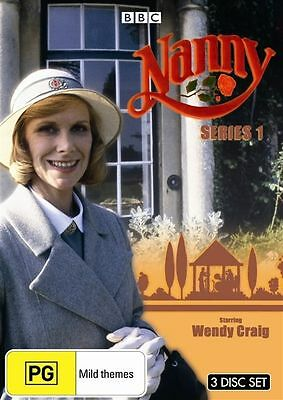 Nanny - The Complete First Series (DVD, 2009, 3-Disc Set) - Region 4