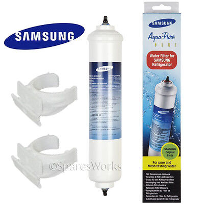 Genuine Samsung Fridge Water Filter Aqua Pure Cartridge DA29-10105J HAFIN/EXP