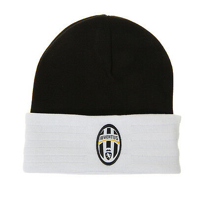 Adidas JUVENTUS FC 3S Winter Beanie Woolie Hat A99160 WITH Free Tracking