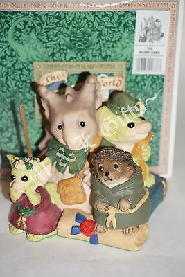 Whimsical World Of Pocket Dragons ~The Merry Band~