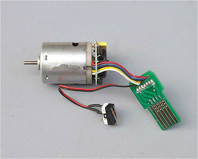 1PC DIY Small DC 12V 6000 Motor Speed Encoder 360 Motor Turn