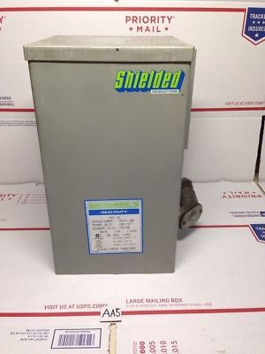 Shielded Hevi-Duty General Purpose Transformer HS12F1.5AS Type HS 1.5-Kva 1Phase
