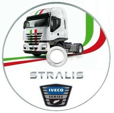 Iveco Stralis AT/AD manuale officina workshop manual