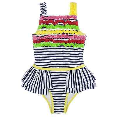 Lilly and Sid Girls Swimsuit Tinker Tailor