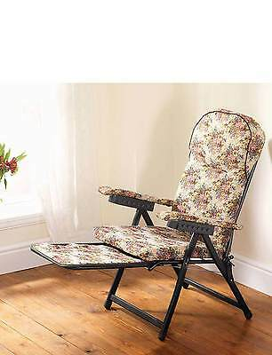 Tapestry Recliner Chair