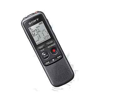 Sony ICD-PX240 MP3 Digital Voice IC Recorder LCD 23hrs 4GB
