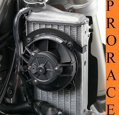 Ktm Husqvarna Husaberg Original Fan Ventilator Cooler Radiator Year 2001-2019