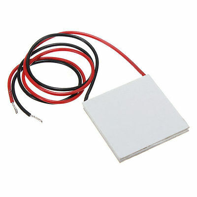 Replace f Performance Thermoelectric Cooler Peltier TEC1-12706 12V 60W 92Wmax C