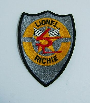 Lionel Richie Tour Patches Rare Vintage