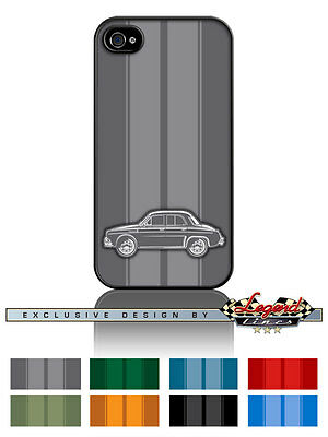 "Renault Dauphine Ondine Kilowatt ""Stripes"" Cell Phone Case iPhone Samsung Galaxy"