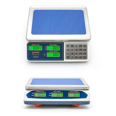 VIPER Electronic Price Computing  Digital Scale  Weight Shop UK Adapter