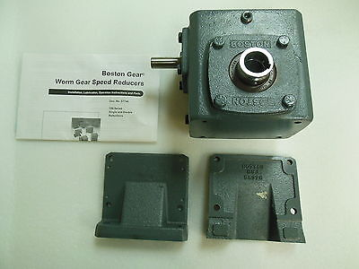 Boston Worm Gear Speed Reducer S71860NKG