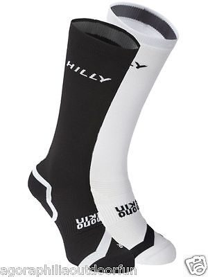 HILLY REVIVE COMPRESSION SOCKS: Improved Blood Flow for Quick Muscle Recovery
