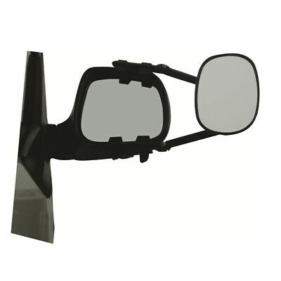 Milenco Safety Caravan Towing Mirror – X1 Convex Lense - E Mark Approved