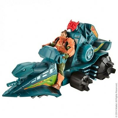 BATTLE RAM with Man-At-Arms 2014 MOTU Masters of the Universe Classics NEW MISB