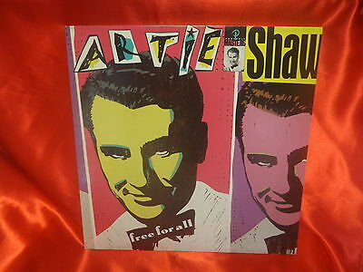LP 33 g. -    Artie Shaw ‎– Free For All  - 1988 - NETHERLAND