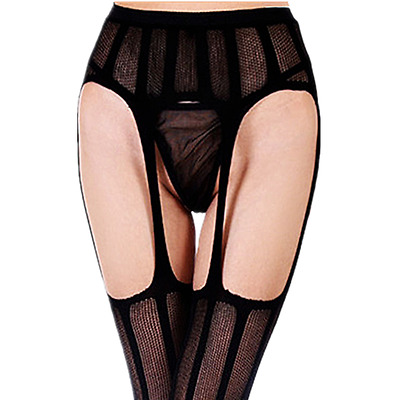Sheer Pantyhose Plus Size Nylon Hold Up Socks Tights New Hosiery Women Stockings