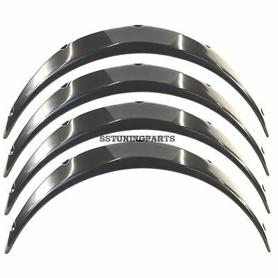 Universal flares fender flare wheel arch extension arches trims jdm wide set h