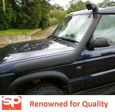 Land Rover Discovery 2 Snorkel TD5 & V8 Raised Air Intake (98-04) Safari style