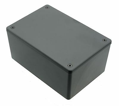 1591XXTSBK Black Genuine Hammond ABS Enclosure Project Box (123 x 83 x 56mm)
