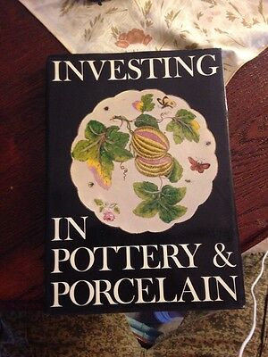 Investing In Pottery & Porcelain. Great Guide. FAst Shipping