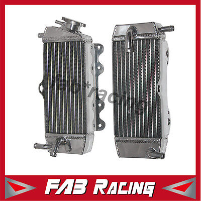 Aluminum Alloy Radiator For Yamaha Yz250F 06/wr250F 2001-2005 New 01 02 03 04 05