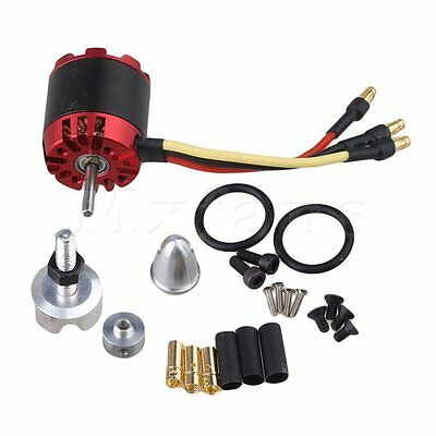 Quadcopter Brushless Outrunner Motor N2830/11 For Aircraft Helicopter Airplane