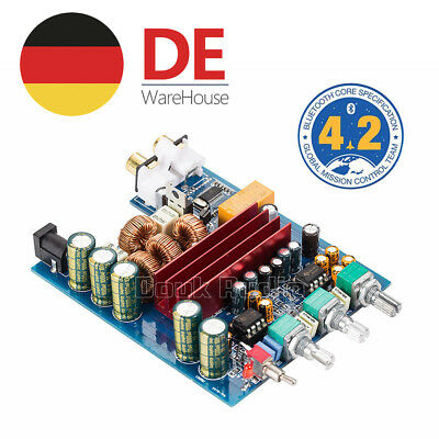200-Watts Bluetooth 4.2 Power Amplifier Board Digitaler Verstärkerplatine Stereo