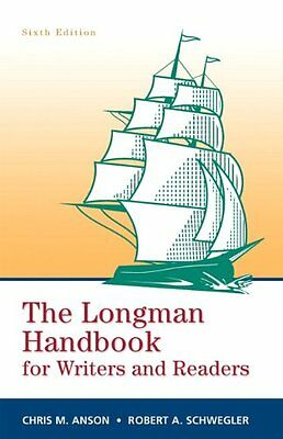 Longman Handbook for Writers and Readers, The (paperbk) Chris M. Anson Robert A.