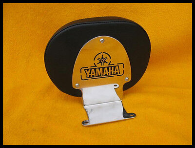 Yamaha XVS 1300 XVS1300 Midnight Star V Star Brand New Driver Rider Backrest