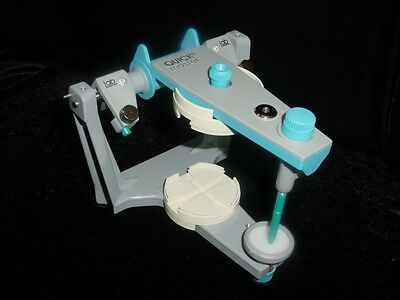 Quick Master Dental Articulator, Fixed Condyle 25º, SALE Regularly $289